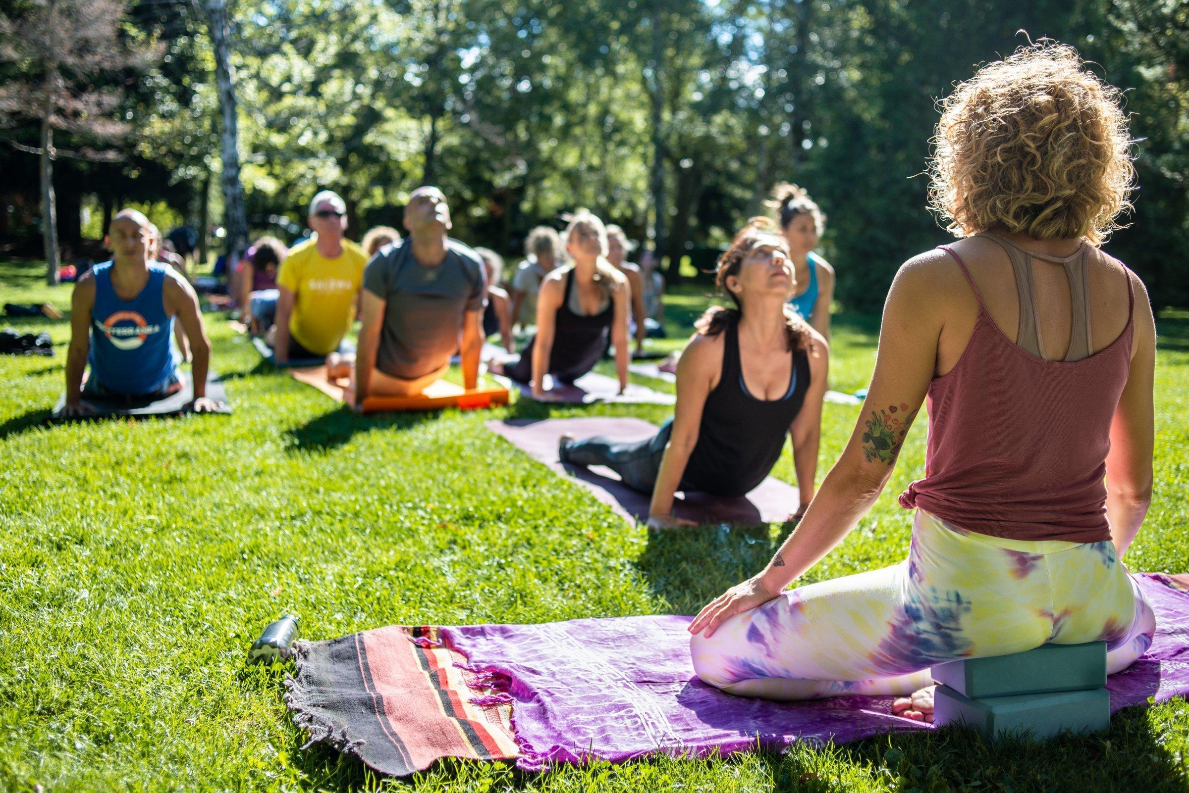 La importancia de Saludos al Sol en Hatha Vinyasa Yoga